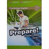 Libro De Inglés Prepare! Level 7