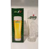 Vaso Cervecero Heineken 250 Ml F1 Formula 1 Grand Prix 2016