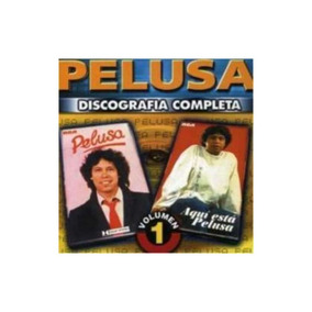 Pelusa Discografia Completa Vol 1 Cd Nuevo