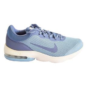 Zapatillas Nike Air Max Advantage Azul Con Blanco Mujer
