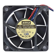 Cooler Micro Ventilador 60x60x15mm 12v 60x60x15 Rolamento Duplo
