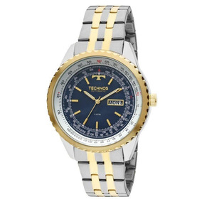 Relógio Technos Automatico 8205no/5a