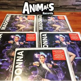 Madonna Rebel Heart Tour Dvd Booklet Nuevo En Stock