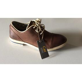 Zapatos Caterpillar Talla 24 Mx Piel Originales Nuevos