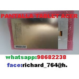 Pantalla Lcd Tablet Acer B730
