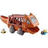 Juguete Fisher-price Octonauts Gup-g Mobile Launcher Reduct