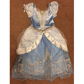 Vestido Niña Cenicienta Disney Original