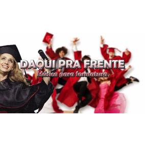 Play Back Daqui Pra Frente (3 Tons) + Faixa Original