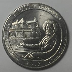 Moeda 2017 P Washington Quarter Dollar Dólar Eua Usa
