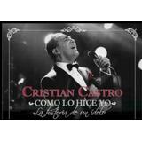 Dia De La Madre!! Cristian Castro . Hotel Hilton. Fila 1