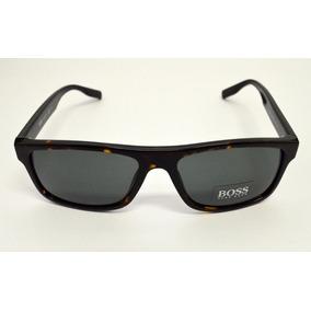 Óculos De Sol Hugo Boss Masculino Preto - Óculos De Sol no Mercado ... 5a29da54e9