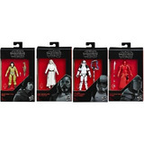 Black Series Last Jedi Pretorian Guard Rose Executioner 3.75
