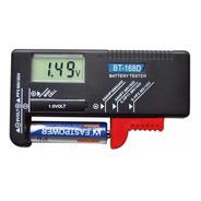 Tester De Pilas Y Baterias De 9v 1.5v 3v Digital !!