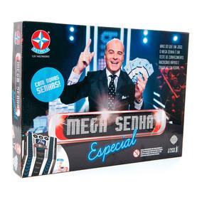 Jogo Mega Senha Especial Original Estrela