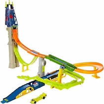 Pista Hot Wheels Mutant Machine - Invasão Extrema Da Cidade