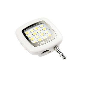 Snaplight Selfie Flash Ring Light - Mini Universal Led - Por