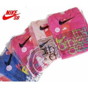 Pack 10 Remeras Ni-ke Mujer (bolsa Y Etiqueta)