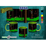 Taza Boogerman Sega Genesis [topo Games]