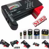 Teste Pilhas/baterias Modelos Aa/aaa/c/d
