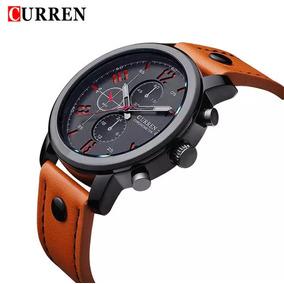 04d518016fa Relogio Curreme Outras Marcas Mais Barato - Relógios De Pulso no ...