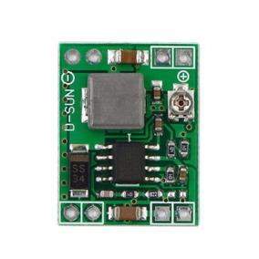 Mini Regulador Conmutado Ajustable. 3a Dc-dc Arduino