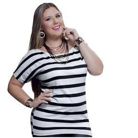 Bluson Blanco Negro Marketing Personal Mujer