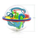 Juguete Intelecto 3d Ovni Laberinto De Bolas Laberinto Glob