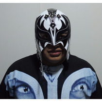 Kiss Rey Mysterio Mascara Gene Simmons Env Gratis Wwe Ace70