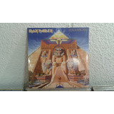 Iron Maiden Powerslave Vinilo Nuevo Sellado