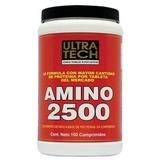 Amino 2500 300tabletas Ultra Tech