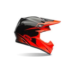 Capacete Bell Helmets Moto 9 Infrared Intake