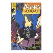 Batman Anual 2 Dc Comics Abril Jovem 1992