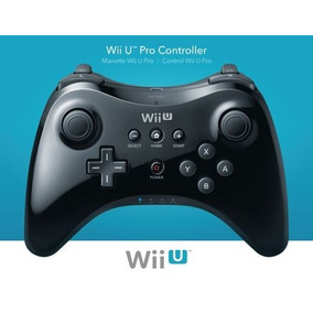 Controle Nintendo Wii U Pro Controller - Original Preto
