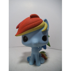 Rainbow Dash Mi Pequeño Pony Funko Pop