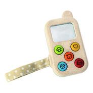 Mi Primer Celular-juguete De Madera