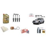Kit Afinacion Toyota Rav4 09-13 2.5 L Ngk Iridium Sintetico