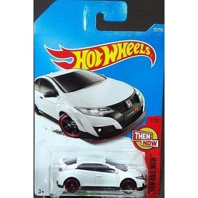 Hot Wheels 16 Honda Civic Type R Lote P 2017