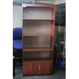 Biblioteca Aglomerado Mueble Organizador
