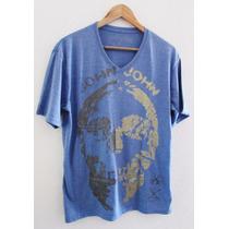 Camiseta Armani ,john John ,osklen Pronta Entrega