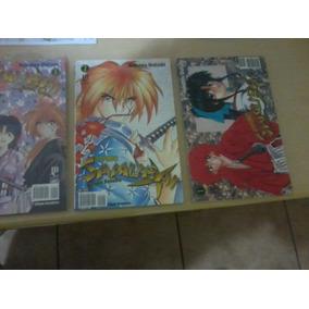 Samurai X Meio Tanko - Volumes Sortidos