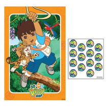 Go Diego Go Large Party Game