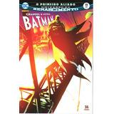 Grandes Astros Batman 11 Renascimento - Bonellihq Cx287 E18