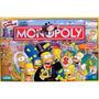 The Simpsons Monopoly Art 9770