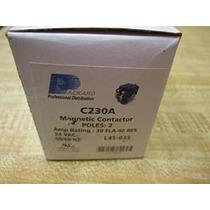 Packard C230a 2 Pole 30 Amp Contactor 24 Volt Bobina Del Con