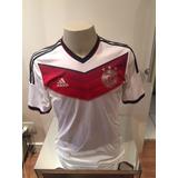 Camisa Oficial Alemanha - Copa 2014 - Gotze - No. 19 - Tam M