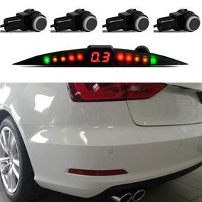 Sensor De Ré Estacionamento Embutido Oem Modelo Original