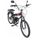 Bicicleta Motorizada Summer Kit Motor Moskito 80cc Bikelete