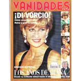 Revista Vanidades Princesa Diana Como Sorprendio A La Reina