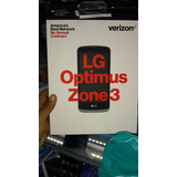 Lg Optimus Zone 3 Verizon