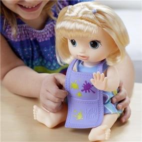 Boneca Hasbro Baby Alive - Pequena Artista